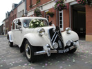 Werbung Hochzeitsfahrten
