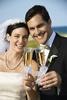 Werbung Hochzeitsfoto