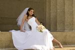 Werbung Hochzeitskleid