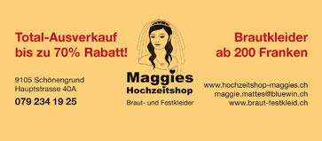 Maggies Hochzeitsshop